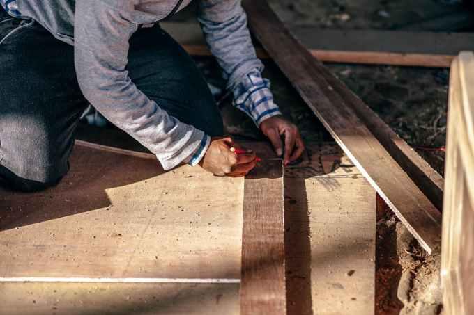 adult blur carpenter carpentry